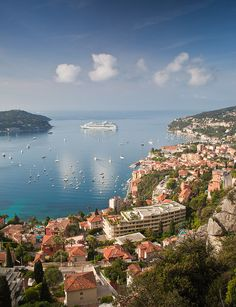 Cote d'Azur, where dreams are made. #France #frenchriviera