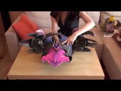 How to Attach Armor to Yourself! There are many tutorials discussing how to make armor but not enough discussing how to keep the armor secured and attached to your body. So hopefully, this video will...