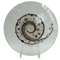Glazenschaal Marc Mulders. Secret Crush, Crushed Glass, Magritte, Glass Marbles, Mondrian, Glass Design, Hand Blown Glass, 21st Century, Circles