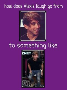 well hes alex gaskarth so maybe thats a start