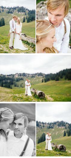 Maren und Jan, Almhochzeit von Die Hochzeitsfotografen