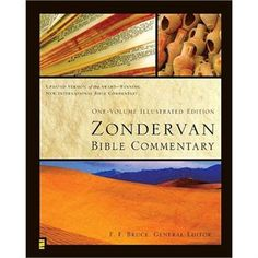 """Good Bible Commentary to Own. Recommended by Brad as """"Well balanced and informed survey of the main issues"""" Bible Commentary, Bible Study Tools, Godly Woman, Language, Faith, Illustration, Books, Libros, Book"""