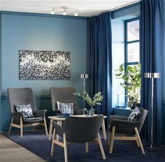 Office Reception Area, Reception Areas, Nordic Design, Nordic Style, Private Practice, Office Ideas, Attic, Interior Inspiration, Armchair