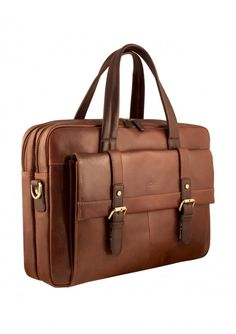 This Leather Dual Compartment Laptop Briefcase is constructed from vegetable tanned leather. Featuring padded compartments to protect your laptop and tablet. Leather Laptop Bag, Laptop Briefcase, Leather Shoulder Bag, Leather Briefcase, Laptop Screen Repair, Sac Week End, Laptop Storage, Laptops For Sale, Work Bags