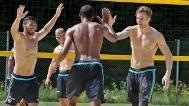 Schalke 04: Oben-ohne-Training bei André Breitenreiter