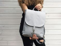Business slim backpacks from Aris Bags. Customize your new backpack for work. You can bring this minimalist multipurpose bag to the office. Office bag for women's. Backpack Straps, Leather Backpack, Office Bags For Women, Grey Backpacks, Convertible Backpack, Laptop Bag, Crossbody Bag, Minimalist, Shoulder Bag