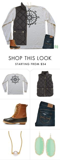 """school stinks when you have two broken wrists"" by secfashion13 ❤ liked on Polyvore featuring J.Crew, Merona, Abercrombie & Fitch, Majorica and Kendra Scott"