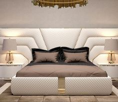 Up in Arms About Luxury Interior Ideas Bedroom Decor Inspirations? Get the Scoop on Luxury Interior Ideas Bedroom Decor Inspirations Before You're Too Late - homeuntold Modern Luxury Bedroom, Luxury Bedroom Furniture, Luxury Bedroom Design, Bedroom Closet Design, Bed Furniture, Luxurious Bedrooms, Bedroom Decor, Luxury Interior, Luxury Bedding