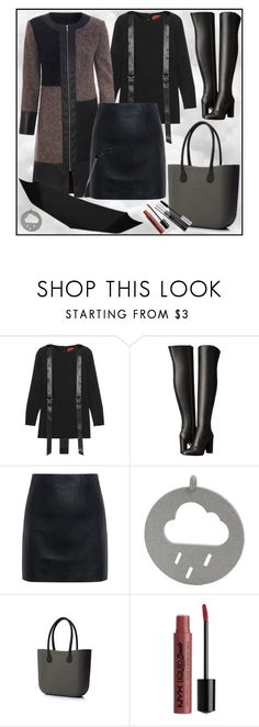 """Untitled #138"" by style-u-fab ❤ liked on Polyvore featuring RVDK, MICHAEL Michael Kors, McQ by Alexander McQueen, NYX and Christian Dior"