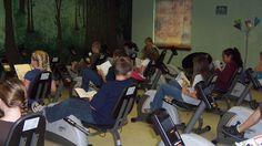 """O """"exercício da leitura"""" na luta contra a obesidade - Observador"""
