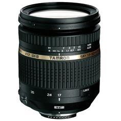 Objetivo Tamron SP AF 17-50mm f/2,8 XR Di II VC LD ASL [IF]  Canon Zoom Precio final 481,99 €  IVA incluido