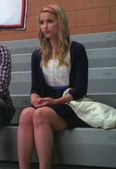 Glee style- Quinn