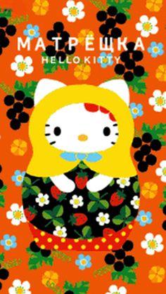 Hello Kitty Matryoshka