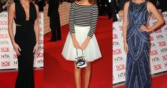 Style Hits and Misses From The National Television Awards
