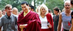Karmapa XVI, Hanna, Lama Ole y Tomek