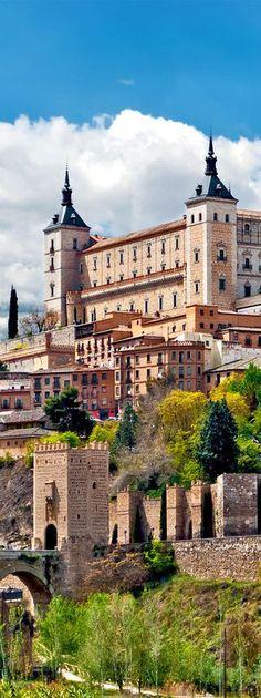 Toledo, Spain. Visited in 1999