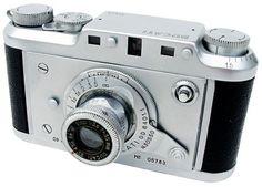 Follow My Pinterest: ~CameraCatherine ~ Ducati Sogno 35mm miniature rangefinder