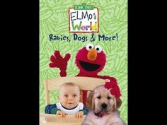 Elmo's World: Babies, Dogs & More (2000 DVD) - YouTube