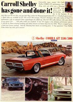 1968 Mustang Shelby Cobra GT
