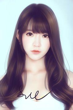 Ying——Ying采集到♥.♥手绘现代♥.♥(362图)_花瓣