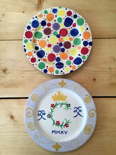 Great job on the plates- we love these!