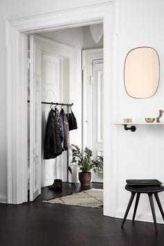 Wardrobe, hall