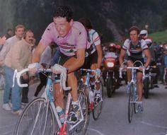 Roche, Battaglin and Campagnolo Delta Brakes