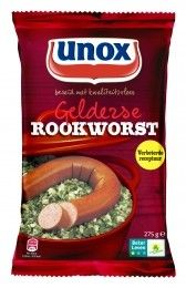Typical Dutch Gelderse rookworst... now on special offer at Holland at Home!