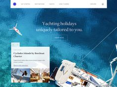 Unforgettable Yachting Holidays, Tailored to You -