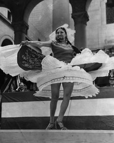 What Cinco De Mayo Looked Like in L.A. in 1925-1954