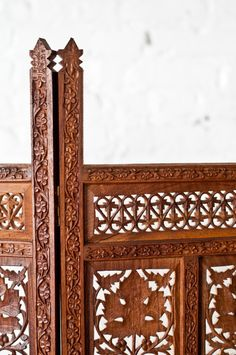 Moroccan Screen details | Patina