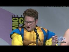 This Is the End: Seth Rogen and Evan Goldberg WonderCon Panel Interview --  -- http://wtch.it/gHyHy