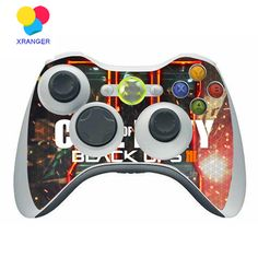 >> Click to Buy << COD Vinyl Skin Sticker Replacement Housing case Cover For Microsoft Xbox 360 Gamepad Wireless Controller Sticker  #Affiliate