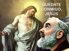La oración del Padre Pio de Pietrelcina