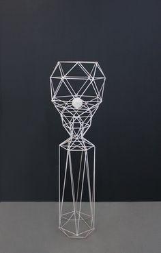 Structure Lamp - Matteo Zorzenoni