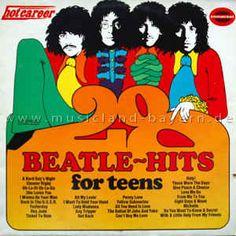 John Hamilton Band - 28 Beatle-Hits For Teens (Vinyl, LP, Album) at Discogs
