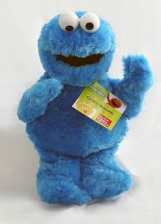 AardvarksToZebras.com - Cookie Monster from Sesame Street® by Gund®