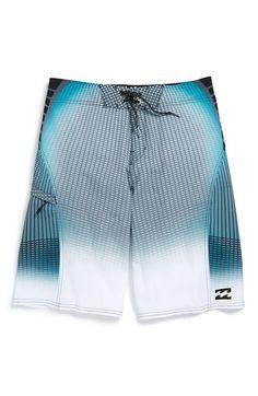 Billabong 'Fluid X' Board Shorts (Big Boys) | Nordstrom