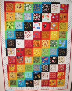 i spy quilt | Sew in Peace: I Spy Quilt Parade