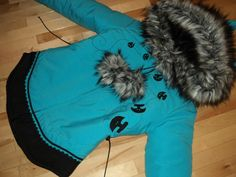 Inuit made women's parka by   Siasi Ningiuk