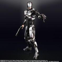 New Images: Robocop 2014 Play Arts Kai Action Figures