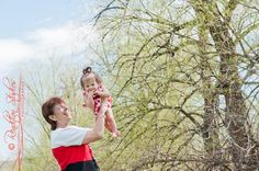 Grandma and her small little grand daughter.  Denver Family Photography, Colorado Childrens Photography, Denver Baby Photographer