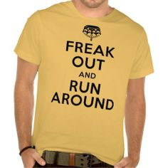 =>>Save on          freak out and run around tees           freak out and run around tees This site is will advise you where to buyDiscount Deals          freak out and run around tees lowest price Fast Shipping and save your money Now!!...Cleck Hot Deals >>> http://www.zazzle.com/freak_out_and_run_around_tees-235473922795006161?rf=238627982471231924&zbar=1&tc=terrest