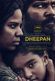 Dheepan (2015)  R  7.2   Dheepan is a Sri Lankan Tamil warrior who flees to France and ends up working as a caretaker outside Paris.