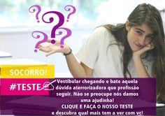Clique e faça o teste: http://www.diamondteen.com/2015/11/teste-qual-profissao-tem-mais-ver-com.html