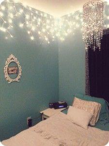 luzinha de natal decoração