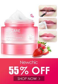 Natural Sleeping Lip Mask Lip Bars, Give You Up, Natural Sleep, Lip Moisturizer, Lip Plumper, Whitening, Makeup Brushes, Jelly, Anti Aging