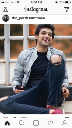 Sweetheart of India Parth Samthaan- the Inimitable Mr Samthaan The Actor Par Excellence Hot Actors, Actors & Actresses, Yeh Hai Aashiqui, Crush Pics, Anurag Basu, Niti Taylor, Sumo, Boy Photography Poses, Cute Celebrities