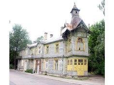 Wooden architecture, Vilnius