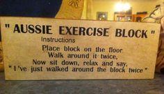 Exercise guilt? Solved.